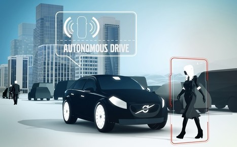 Large-scale trial of driverless cars to begin on public roads   - Telegraph   Made Different   Scoop.it