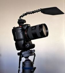 The comfort of shooting photos and video with Dinkum Systems mounting arms and clamps | Photography at large | Scoop.it