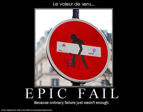 Le #fail de La Semaine du Goût : Winecamp ou l'histoire du vol d'une marque communautaire | VinoCamp France | Parlez vin! | Scoop.it