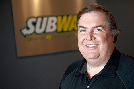 The secret of selling the $5 Footlong: Subway's CMO on social media—and why TV still works. | Media | Scoop.it