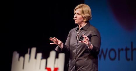 Brene Brown : le pouvoir de la vulnérabilité.   Nouvelle Trace   Scoop.it