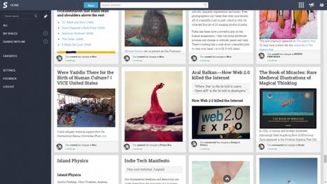 Stample. Veille et curation en mode collaboratif | Les outils de la veille | Outils et  innovations pour mieux trouver, gérer et diffuser l'information | Scoop.it