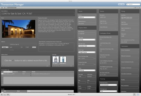 Templates For Filemaker Pro