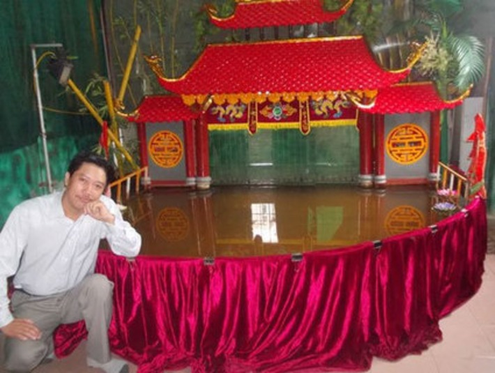 Talk to be held on water puppetry | VietNamNet | Kiosque du monde : Asie | Scoop.it