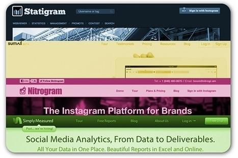 Four free Instagram measurement tools   Moving Target Media™   Scoop.it
