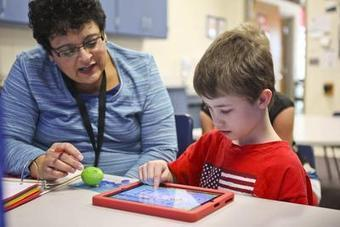 Green Local Schools fosters unique program for students diagnosed with autism - Suburbanite | IPad Applications for The Autism Community | Scoop.it