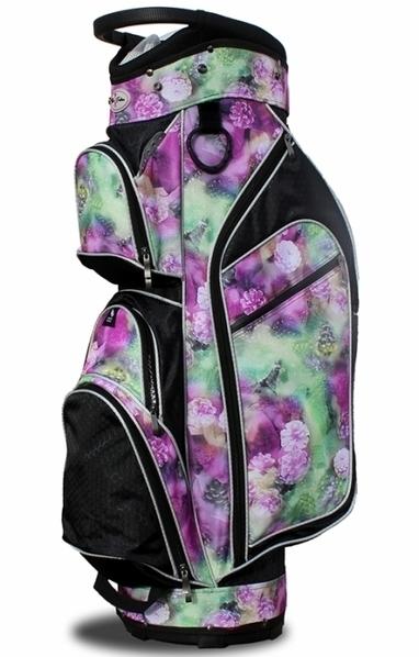 Taboo Fashions Ladies Lightweight Golf Cart Bags - Monaco Premium (Night  Orchid) f9a6206e79956
