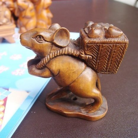 Handcrafted wooden Mouse back baskets | Womens fashion | Scoop.it