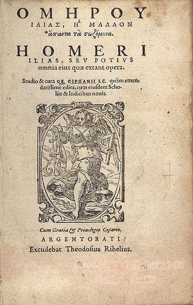Historias de héroes- La Iliada y su autor Homero | maria | Scoop.it