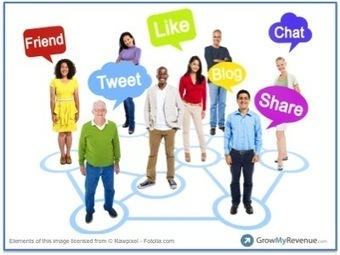 Social Media Requires Being Human | Technology Leadership and Business | Scoop.it