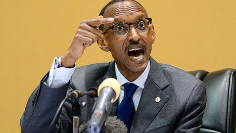 SA won't respond to Rwanda's comments on former spy chief | NGOs in Human Rights, Peace and Development | Scoop.it