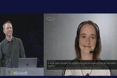 Skype Translator : démo de la traduction vocale en temps réel - Génération NT | Radio d'entreprise | Scoop.it