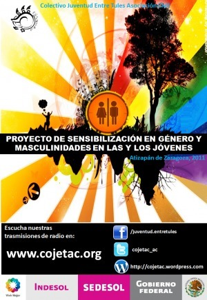 Sensibilización en Género y Masculinidades en las y los Jóvenes del Municipio de Atizapan de Zaragoza, Estado deMéxico. | Cuidando... | Scoop.it