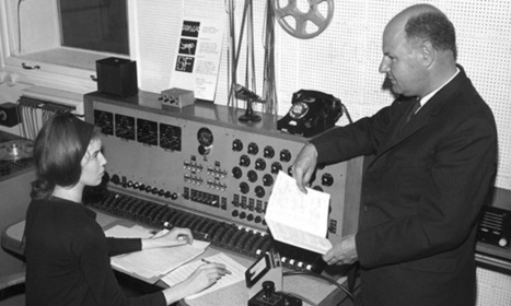 Radiophonic Workshop: the shadowy pioneers of electronic sound | Alternative Rock | Scoop.it