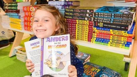 Kids' books make great story   Reading discovery   Scoop.it