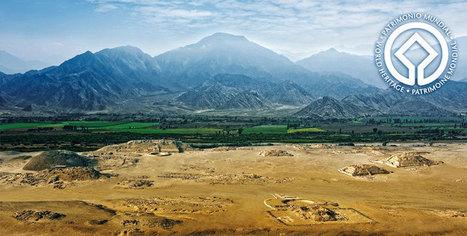 Patrimonio Mundial - Zona Arqueológica Caral | Educacioaunclic | Scoop.it