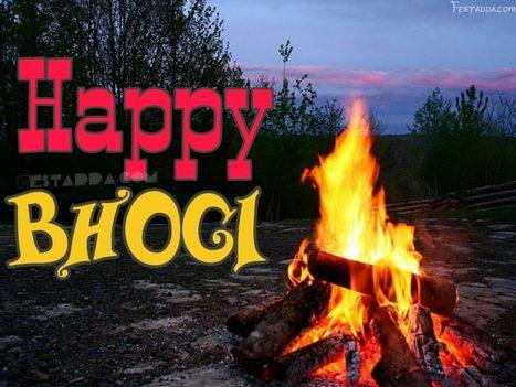 Latest Happy Bhogi Sankranti  Wishes Imag