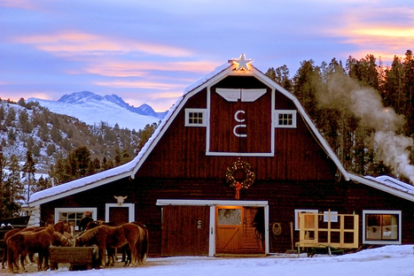 Fab Winter Ranch Holidays | World Insider Blog | Scoop.it