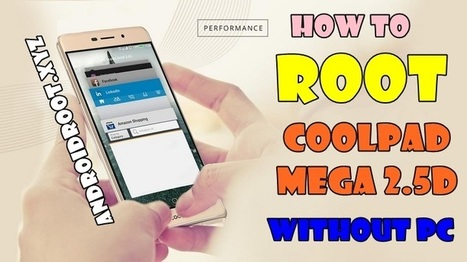 How to Root Coolpad Mega 2 5D without PC | Andr