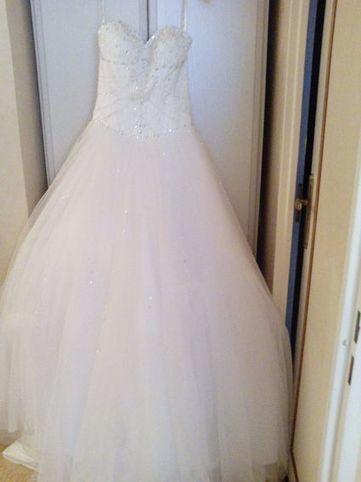 Robe de mariée neuf - Somme | Robes de mariée d'occasion | Scoop.it