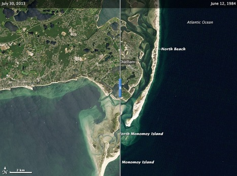 Changes on the Cape Cod Coastline | FCHS AP HUMAN GEOGRAPHY | Scoop.it