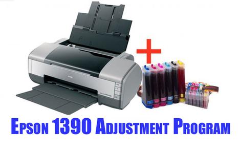 Epson Ink Reset
