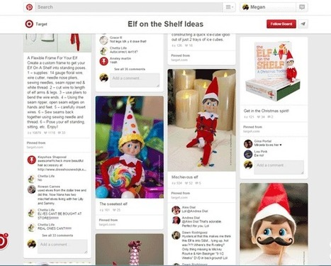 4 Brands Using Holiday Pinterest Gift Ideas To Create Sales - Business 2 Community   kleckerlabor   Scoop.it