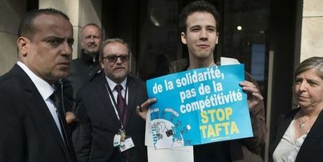 La France promeut l'arbitrage privé du Tafta au sein même de l'Europe - le Monde | Vues du monde capitaliste : Communiqu'Ethique fait sa revue de presse | Scoop.it