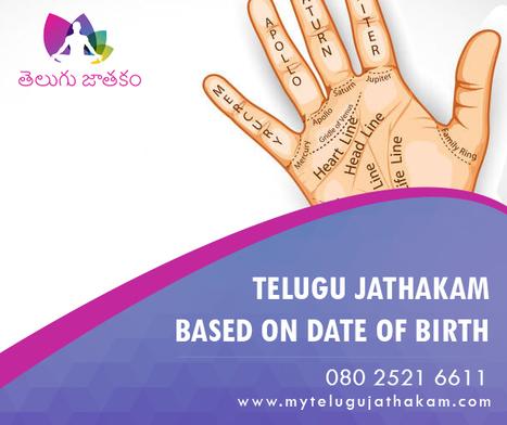 Telugu Horoscope Based On Date Of Birth Infor