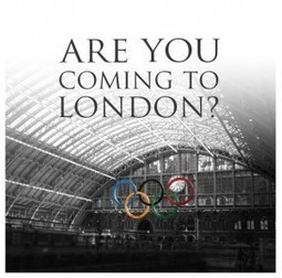 Are you coming to London for the Olympics? | MobilePhotography | Scoop.it