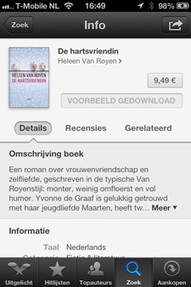 Roman Heleen van Royen alsnog toegelaten in iBookstore - eReaders.nl - eReaders.nl | E-books en E-readers | Scoop.it