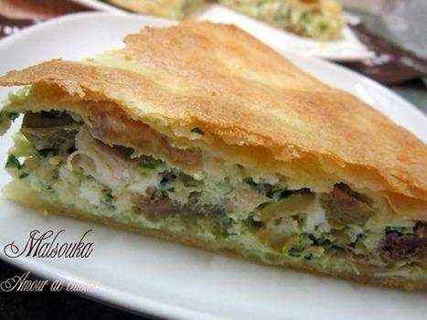 Cuisine Tunisienne Malsouka Tajine Tunisien