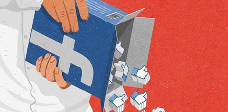 Quali sono le caratteristiche degli utenti e degli amici su Facebook? Ce lo dice una ricerca del Pew Research Center   Digital Marketing News & Trends...   Scoop.it