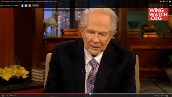 Pat Robertson Suggests a Woman's Atheism May Be a Result of Rape or Demonic Possession | In The Name Of God | Scoop.it