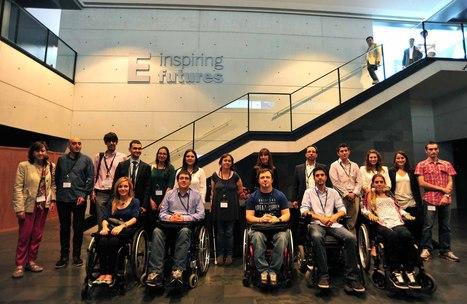 Discapacidad y emprendimiento   Semanal Orientación y #Empleo   Scoop.it