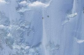 Rolling in the Steep: Xavier De Le Rue | Freeride skiing | Scoop.it