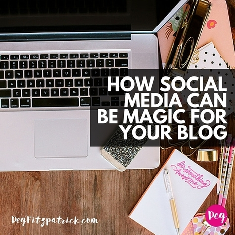 How Social Media Can Be Magic For Your Blog | Social Media Marketing Superstars | Scoop.it