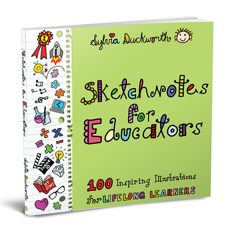 PRE- ORDER: Sketchnotes for Educators | Learning 2gether | Scoop.it