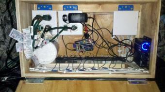 MAKE   Raspberry Pi Christmas Light Controller   Raspberry Pi   Scoop.it