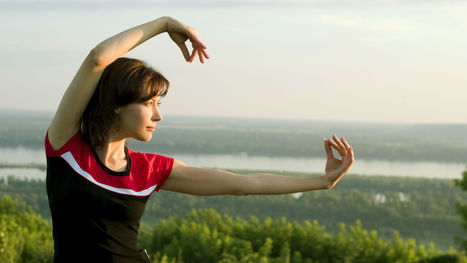 Tai chi for better balance and less stress - Illawarra Mercury | The Tai Chi Journal | Scoop.it