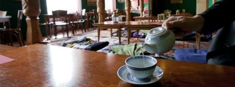 New Reasons to Drink More Tea - Lindsay Abrams - The Atlantic | Everything Meags! | Scoop.it