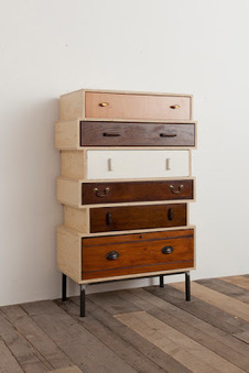 Styling and Salvage: New Drawer Units at Elemental | Upcycled Objects | Scoop.it