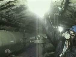 """2007 NBC: """"Capitol tunnel workers have lung disease"""" 