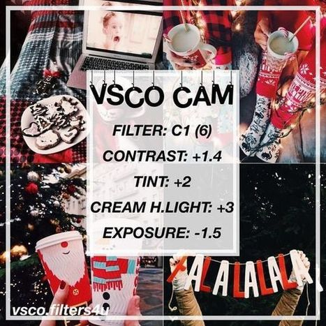 Vsco Filters Scoopit