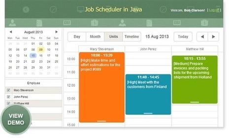 Job Scheduler Tutorial in Java Struts | JavaPla