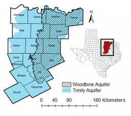 AgriLife Research: Groundwater challenges emerging around Dallas-Fort Worth metroplex | AgriLife Today | Clean Water | Scoop.it
