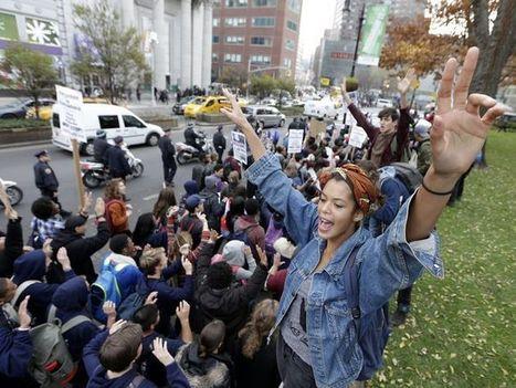 Police union: Protesters cheered when car hit officers | Upsetment | Scoop.it