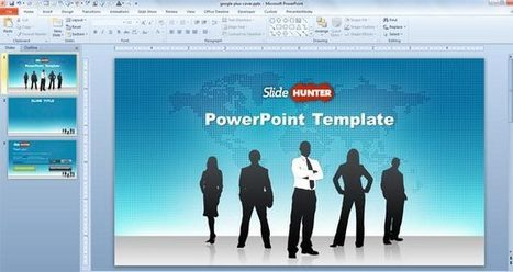 Free business powerpoint templates page 10 scoop free widescreen global leadership powerpoint template free business powerpoint templates scoop toneelgroepblik Gallery