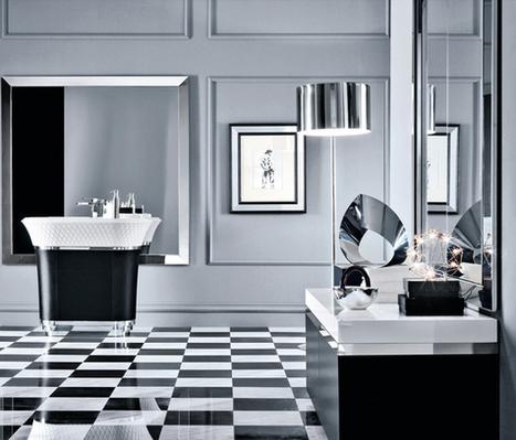 24 Modern Design Bathroom Washbasins and Stands   Augusta Interiors - Global Inspirations   Scoop.it