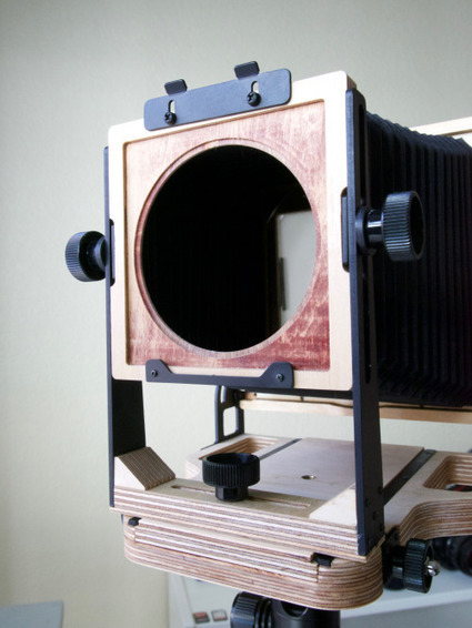 Intrepid 4x5 Camera Review | L'actualité de l'argentique | Scoop.it